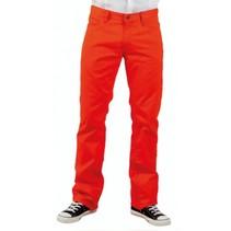 spijkerbroek oranje heren