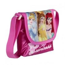 schoudertas Disneyprinsessen 1 liter multicolor/paars