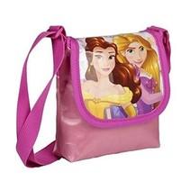 schoudertas Disneyprinsessen 1 liter multicolor/roze