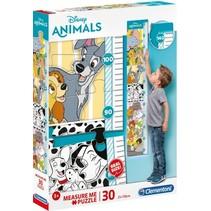 legpuzzel Measure me Disney Animal Friends 30 stukjes