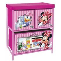 opslag kastje Minnie Mouse 53 x 30 x 60 cm