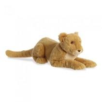 pluchen knuffel leeuwin Aaliyah 51 cm junior bruin