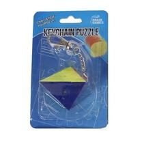 sleutelhangerpuzzel driehoek 4 cm