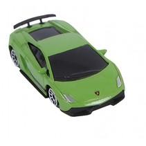 auto diecast 1:64 groen