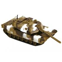tank frictie groen/wit