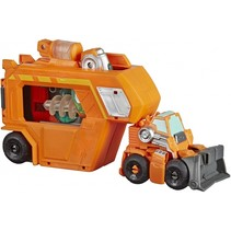 Robot Wedge Rescue Trailer 11 cm actiefiguur