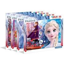 legpuzzel Frozen 2 30 stukjes