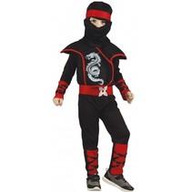 verkleedkostuum Ninja dragon junior
