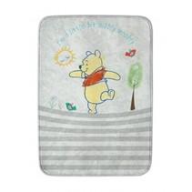 vloerkleed Winnie the Pooh 70 x 95 cm ivoorwit