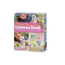 knutselset maak je eigen lama pop