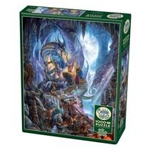 legpuzzel Dragonforge 1000 stukjes