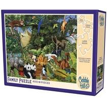 legpuzzel Noah's Gathering 400 stukjes