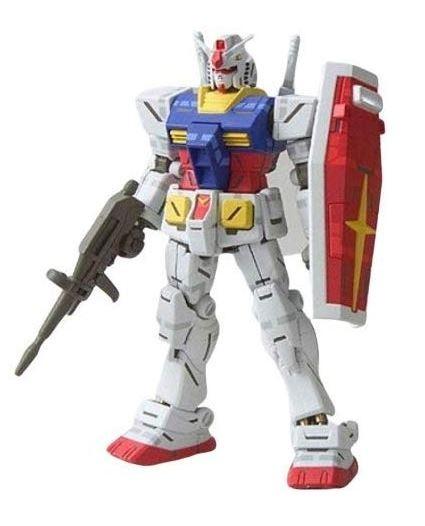 Bandai Gundam first grade bouwpakket 1:144 wit