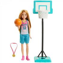 tienerpop Dreamhouse Adventures Basketbal (GHK35)