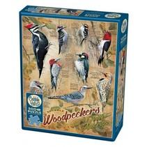 Legpuzzel Woodpeckers 500 stukjes