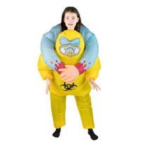 kinderkostuum nucleair pak opblaasbaar one size