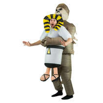 Inflatable Mummy Costume