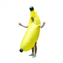 Inflatable Banana Costume geel