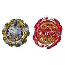 Burst Turbo Phoenix P4/Cyclops C4 groen/rood 2 stuks