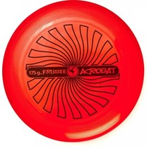 frisbee 27,5 cm rood