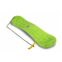 Snow Play pakket groen/rood/geel junior 3-delig