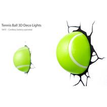 wandlamp tennisbal junior groen