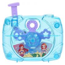 bellenblaasmachine zeemeermin blauw 2-delig