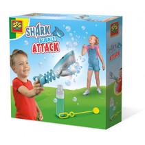 shark bubble attack blauw 200 ml