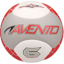 Strand Voetbal Soft Touch Mini Grijs/Wit/Rood