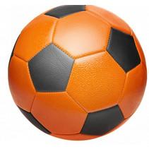 voetbal junior 22 cm oranje