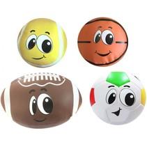sportballenset 4-delig