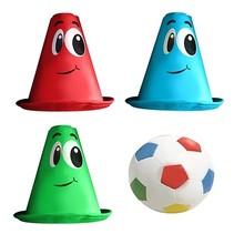 voetbalset foam 4-delig