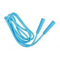 Springtouw blauw 2,10 m