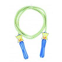 springtouw Rope Skipping 210 cm blauw