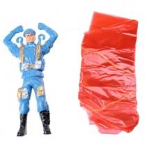 parachutespringer commandant blauw 11 cm