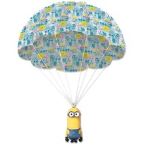 parachute Kevin 45 cm geel