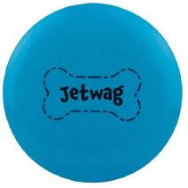 frisbee Jetwag 20 cm rubber blauw