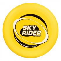 frisbee Sky Rider Sport 26 cm geel 95 gram
