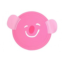 frisbee 21,5 cm varken roze