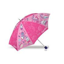 kinderparaplu inklapbaar Cupcake meisjes 80 cm roze