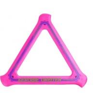 boomerang 29 x 26 cm roze