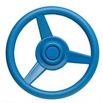 stuurwiel voor speelhuisje 30 cm blauw