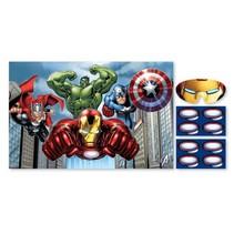 partygame Avengers jongens 10-delig
