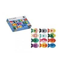 memory Fishing 24 kaarten