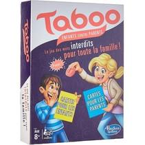gezelschapsspel Taboe Kids vs Parents (FR)