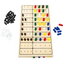 raadspel Secret Code Logic 30 cm unisex