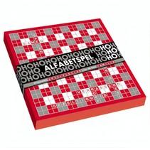 alfabetspel HoHoHo