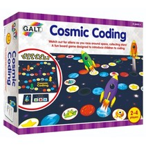 Play & Learn - Cosmic Coding Game (en)
