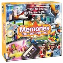 bordspel Memories - vraag & antwoord