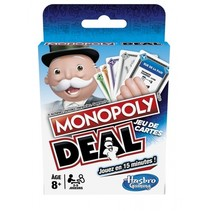 Monopoly deal kaartspel (FR/NL) 18 cm